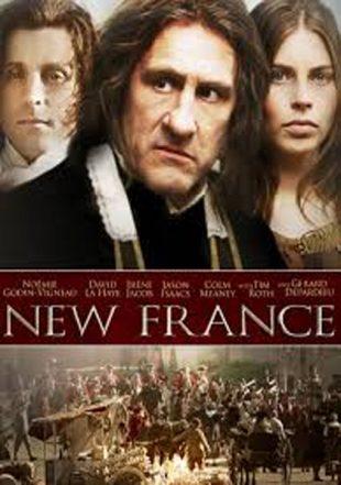 NEW FRANCE  (ภาษาอังกฤษ)